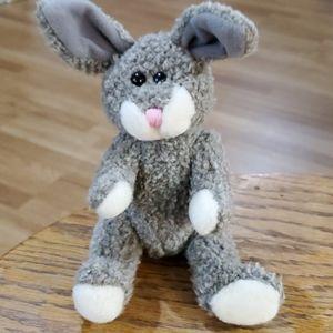 Hugfun rabbit jointed plush